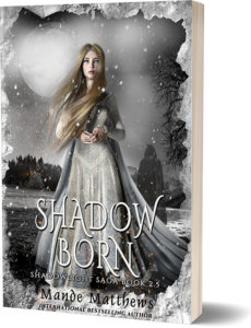 Shadow Born, Book 2.5 of the ShadowLight Saga