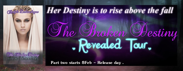 The Broken Destiny Blog Tour