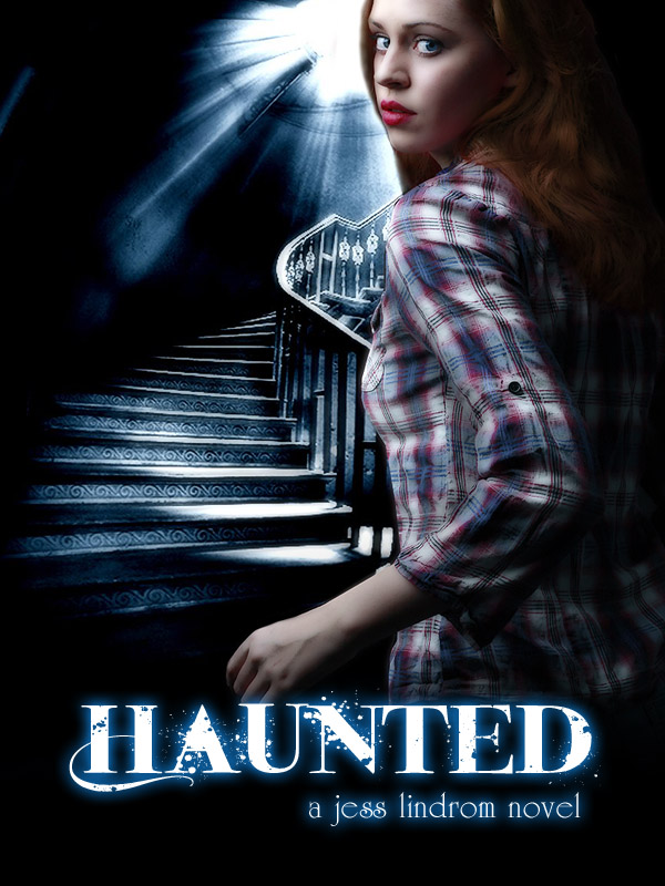 Pre-Made Paranormal Book Cover Design