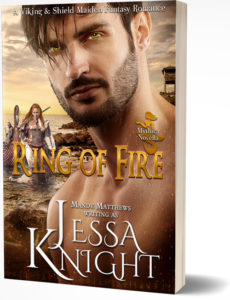 Ring of Fire: A Viking and Shield Maiden Fantasy Romance