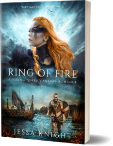 Ring of Fire: A Viking Queen Fantasy Romance