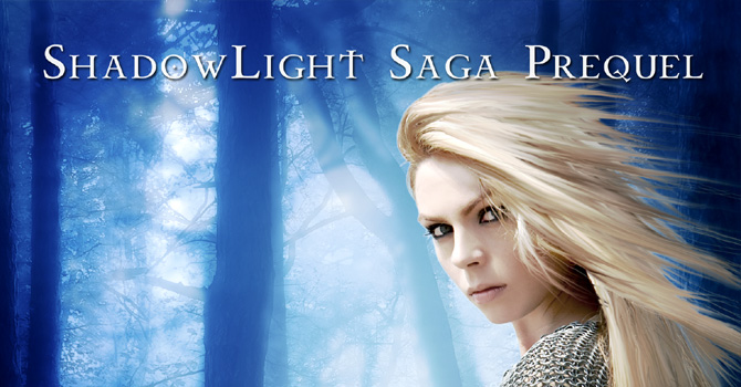 New Covers for the ShadowLight Saga