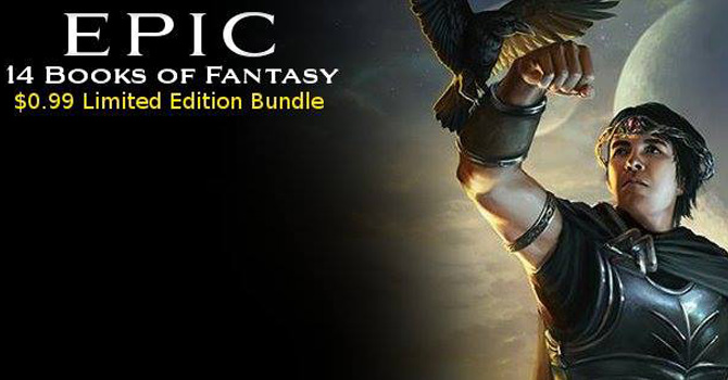 Available Today! EPIC IS RELEASED: 14 Bestselling Fantasy Books for Only 99 Cents
