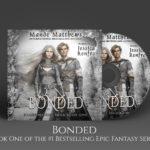Bonded, Book 1 of the ShadowLight Saga, Bestselling Fantasy Series Audiobook Giveaway