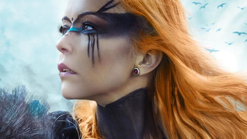 Warrior Woman Shieldmaiden Viking Romance Novels